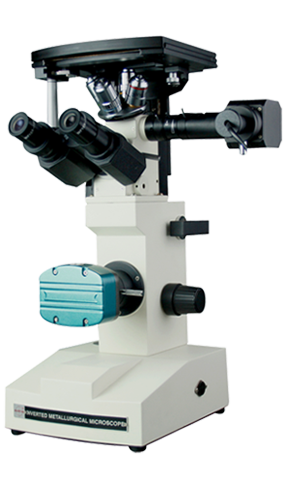 Inverted Metallurgical Microscopes RMM-1